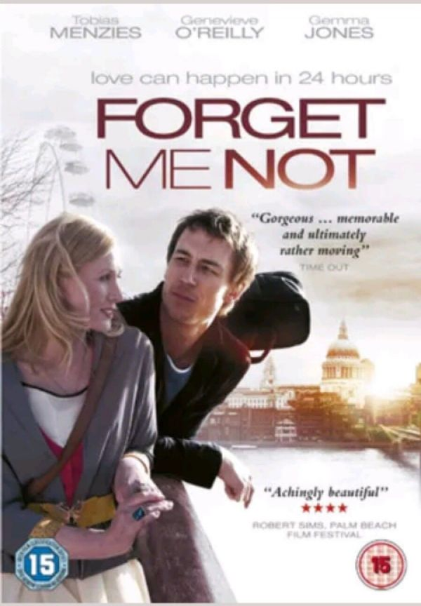 FORGET ME NOT (DVD 2018) NEW N SEALED